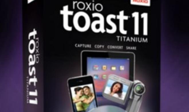 Toast Titanium 11.1 bringt Mountain-Lion-Support und mehr