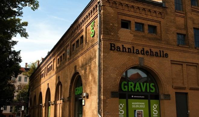 Gravis eröffnet neuen Store in Berlin