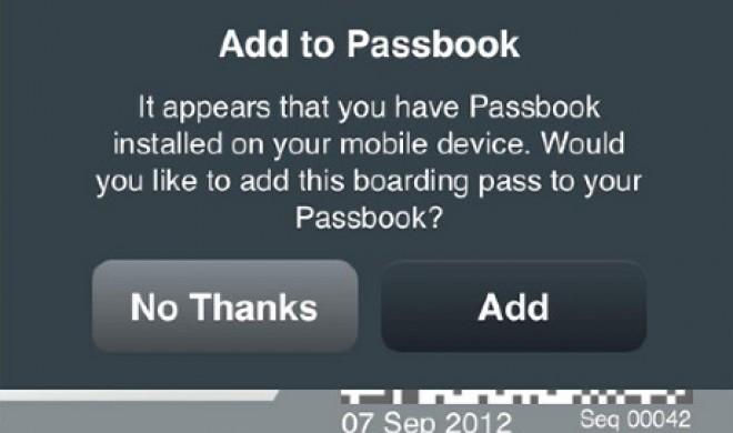iOS 6: Australische Fluggesellschaft unterstützt bereits Passbook