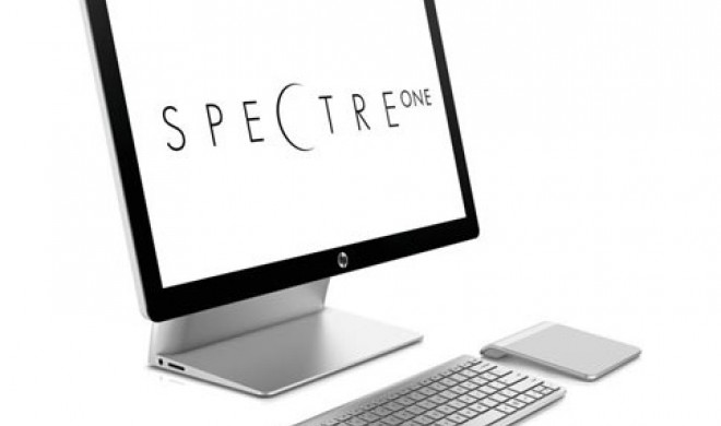 SpectreONE: HP probiert sich an einem iMac-Klon