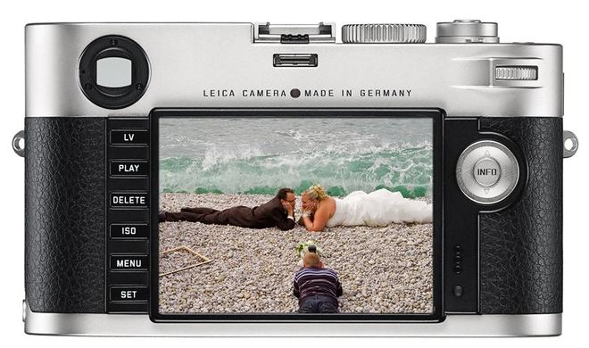 Jonathan Ive entwirft Kamera für Leica