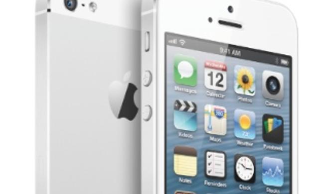 iPhone 5: Materialkosten liegen bei rund 150 Euro