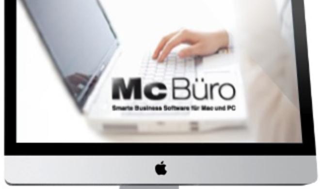 McBüro Buchverlag ab sofort auch als Einzelplatzlösung verfügbar