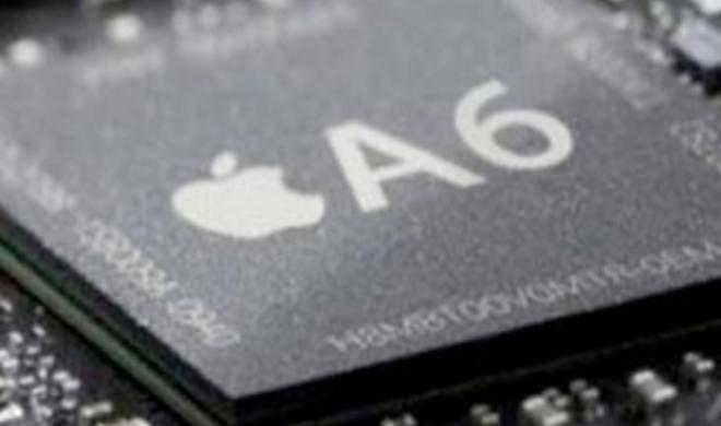 iPhone 5: A6 soll mit 1,3 GHz takten