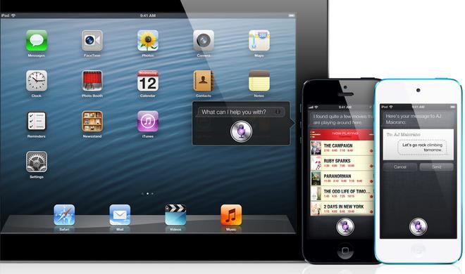 Siri in iOS 6.1 unterstützt Kauf von US-Kinokarten