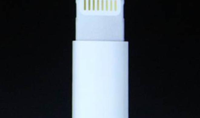 Lightning, Apples neuer Dock-Connector