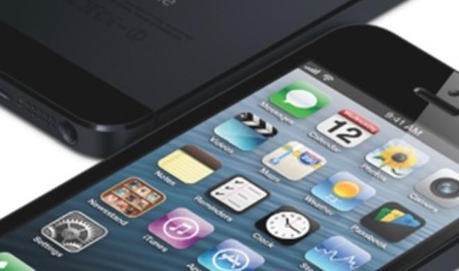 iPhone 5: Sharp fertigt inzwischen eine adäquate Menge Retina Displays