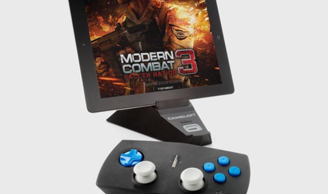 Gameloft stellt 80-Dollar-Gamepad vor - nur für Gameloft-Spiele
