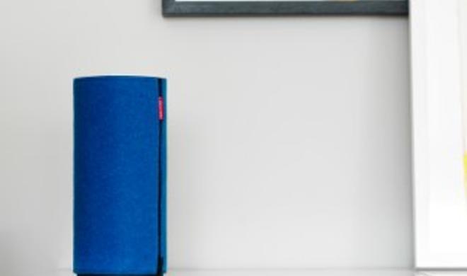 Libratone Zipp: Neuer Design-Lautsprecher mit AirPlay-Funktionalität vorgestellt