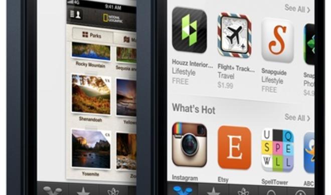 Darum kommen Apps zuerst für iOS raus