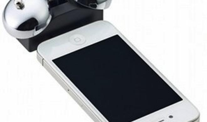 Netzfundstück: iBell, der iPhone-Wecker