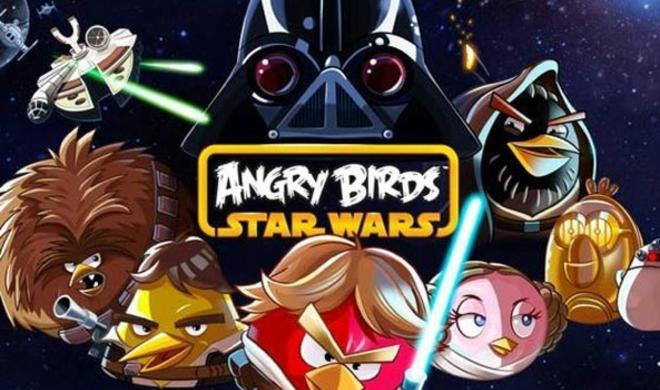 Angry Birds Star Wars erscheint am 8. November