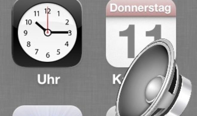 iPhone: Von einem iTunes-Titel als Weckton wecken lassen