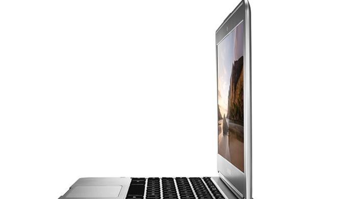 Nur 249 US-Dollar: Neues Chromebook in MacBook-Air-Optik