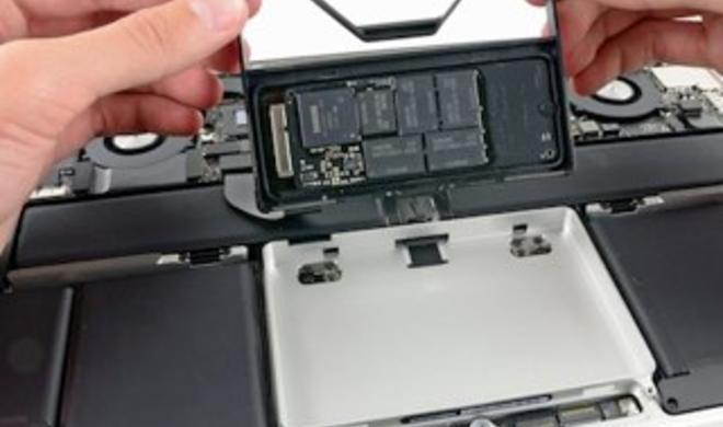 13-Zoll MacBook Pro Retina: Von iFixIt zerlegt & Vorab-Benchmarks bestätigt