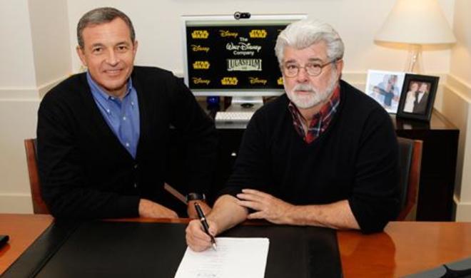 Walt Disney übernimmt Lucasfilm, Star Wars wird fortgesetzt