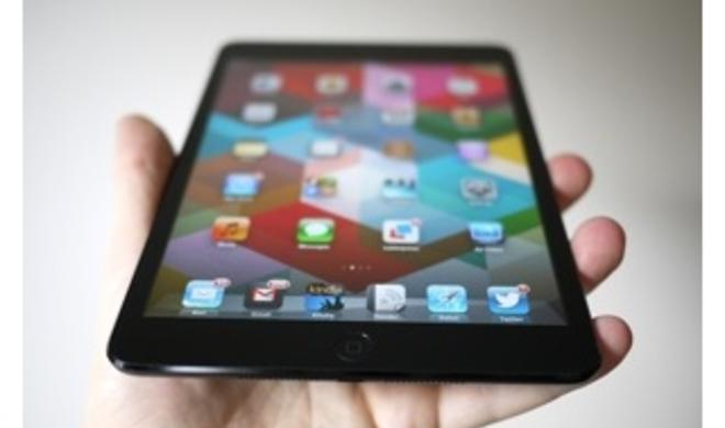 Erscheint das iPad mini 2 mit Retina-Display doch schon im Herbst?