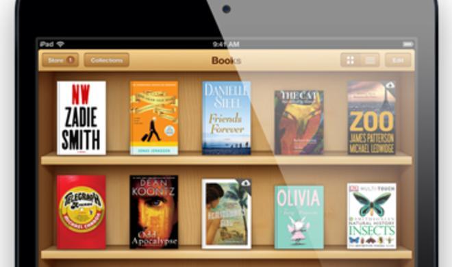 EU-Kommission vs. Apple: Einigung im E-Book-Streit in Sicht?