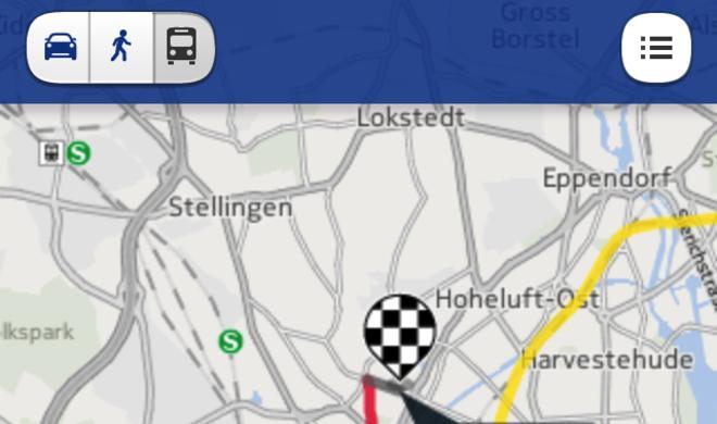 Here: Nokia startet Maps-Angebot neu, kündigt iOS-App an