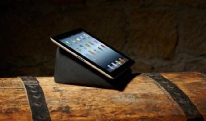 """Test: Boonbag Classic, """"Bohnenkissen"""" für das iPad"""