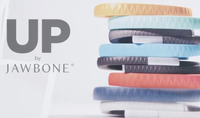 """Jawbone bringt neue Version des """"Up""""-Armbands auf den Markt"""