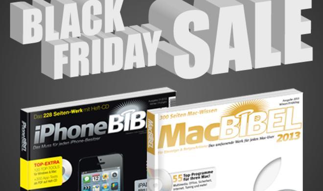 Der Black Friday 2012 bei Falkemedia: Bis zu 40 Prozent Rabatt auf unsere Magazine!