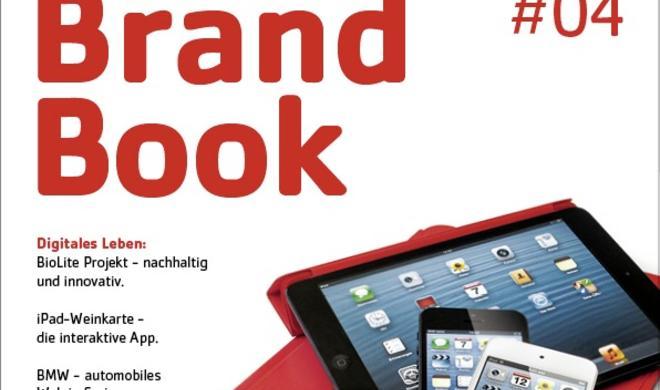 BrandBook: Vierte Ausgabe des Digital-Lifestyle-Magazins erschienen
