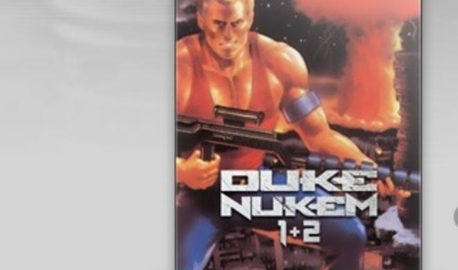 GOG.com bringt Retro-Spieleklassiker Duke Nukem 1 und 2 auf den Mac