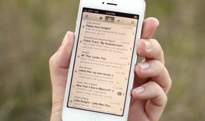 Sohn von Eddy Cue an neuem iOS-E-Mail-Client beteiligt