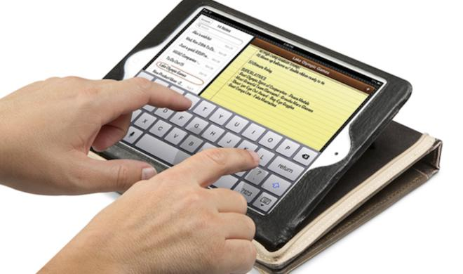 """Schutzhüllen-Bestseller """"BookBook"""" für das iPad mini erhältlich"""