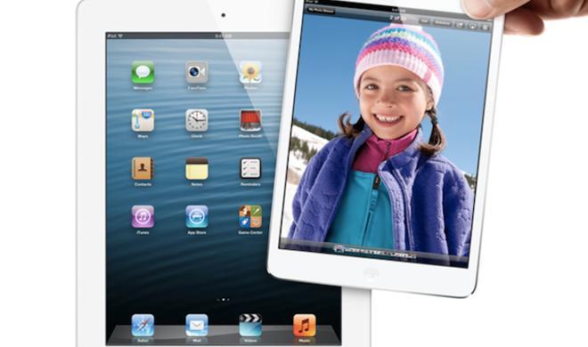 Wall Street Journal: iPad mini doch mit Retina-Display