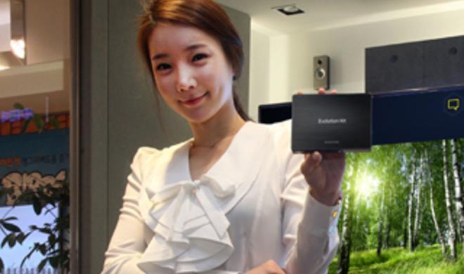 Evolution Kit: Samsung enthüllt modulare Smart TVs