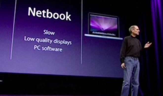 iPad und MacBook Air sind Netbookkiller