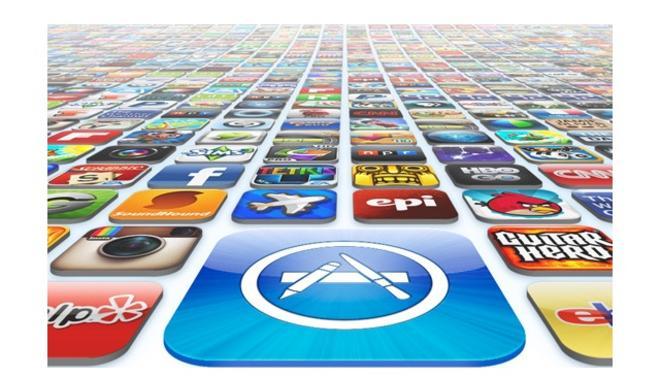 App-Markt für Mobilgeräte wächst weiter, erreicht 2,2 Milliarden Dollar Umsatz
