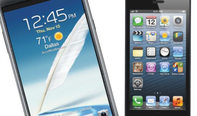 Hochwertige Verarbeitung: Dienen iPhone und HTC Oneals Vorbild für das Samsung Galaxy Note 3?