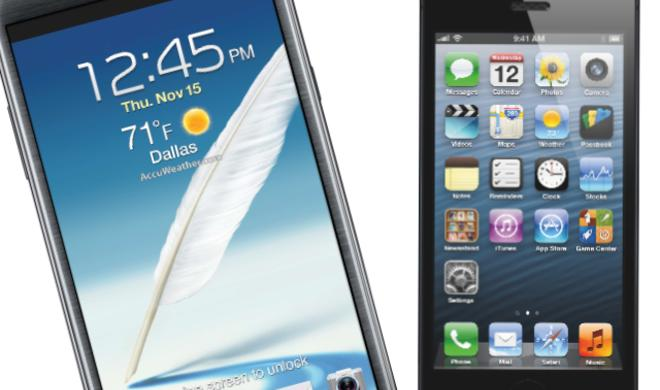Patentstreit: Gespräche zwischen Apple und Samsung ohne Ergebnis
