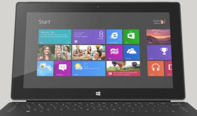 Surface Pro: Neues Microsoft-Tablet ein Witz in Sachen Speicherplatz