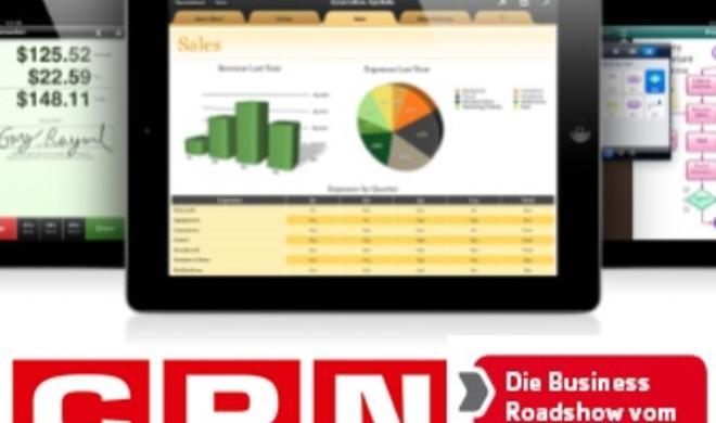 """""""iPad im Unternehmenseinsatz"""": Apple-Händlerverbund CPN lädt zur Roadshow"""