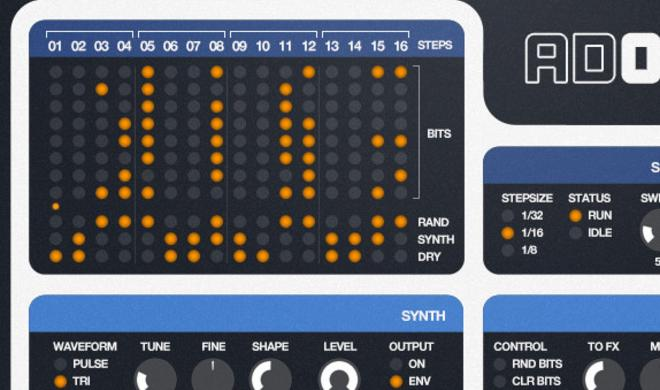 Bitcom - Schredder-Effekt von Audio Damage
