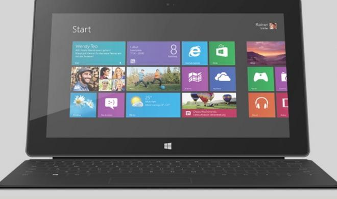 Surface Pro: Die ersten Testberichte im Überblick