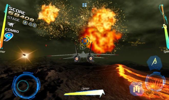 Sega veröffentlicht After Burner Climax für iOS