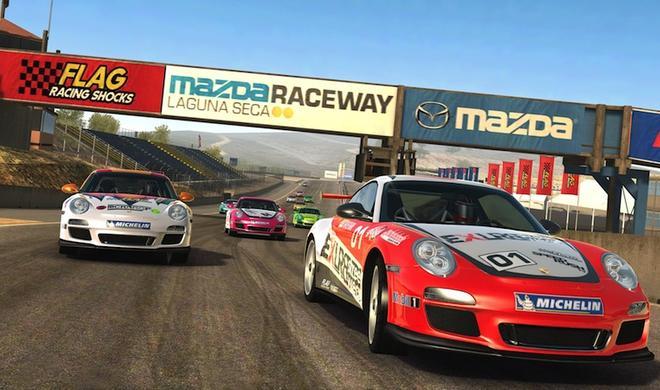 Real Racing 3 kostenlos, wird am 28. Februar veröffentlicht