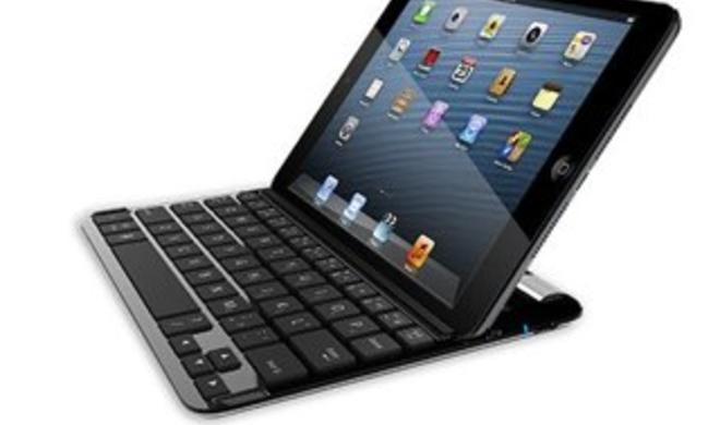 FastFit: Belkin kündigt Bluetooth-Tastatur für das iPad mini an