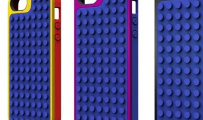 iPhone-Hüllen: Belkin und Lego machen gemeinsame Sache