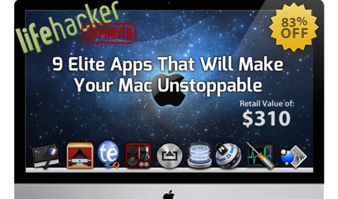 The Mac Essentials Bundle: 9 Top-Mac-Apps zum Super-Schnäppchenpreis
