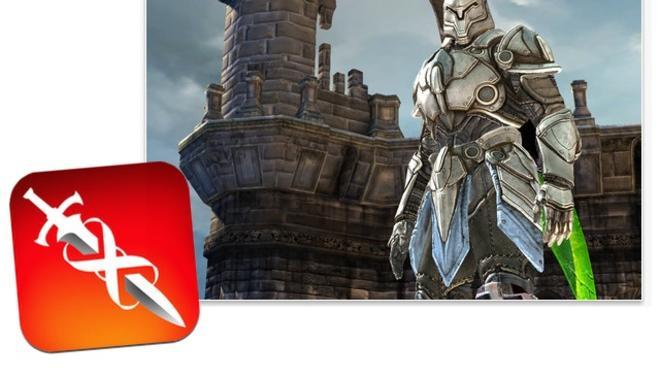 """Erstmals kostenlos: iOS-Hitspiel """"Infinity Blade"""" von Epic Games"""
