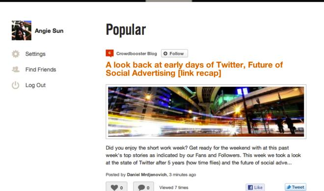 Blogging-Plattform Posterous schließt am 30. April