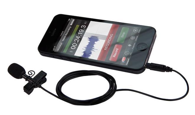 Rode smartLav - Hochwertiges Headset für iPhone & Co.