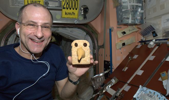 NASA sucht iPad-App für die ISS