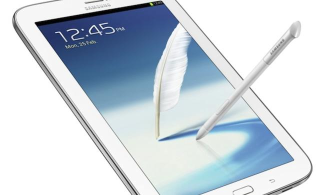 Im Vergleich: Galaxy Note 8.0 und iPad mini